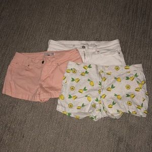 SHORTS BUNDLE!!